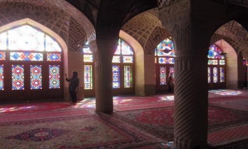 Zdjecie IRAN / Yazd / Yazd / Różowy Meczet