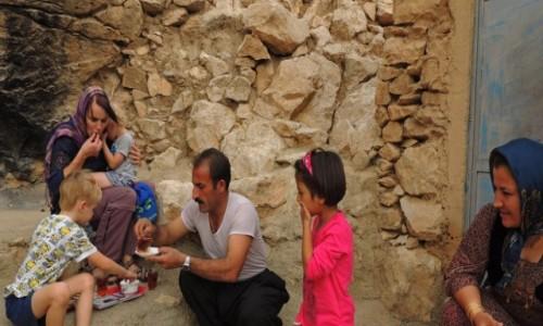 Zdjecie IRAN / Kurdystan / Palangan / zaproszenie na herbatę u Kurdów