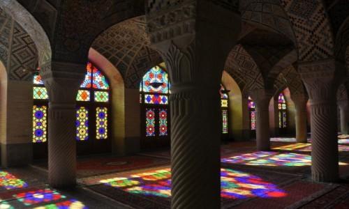 Zdjęcie IRAN / Fars / Shiraz / Podróż w świat kolorów