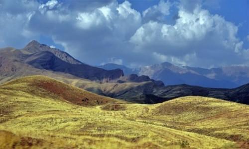 Zdjecie IRAN / Góry Elburs / okolice Rajaei Dasht / Dolina Alamut