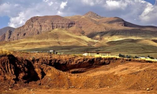 IRAN / Góry Elburs / okolice Rajaei Dasht / Dolina Alamut