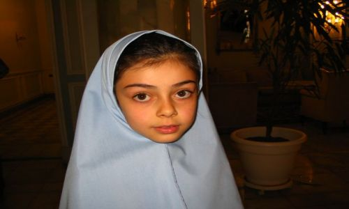 Zdjęcie IRAN / Teheran / Teheran / nastolatka