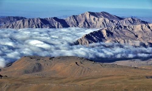 Zdjęcie IRAN / Góry Elburs / Demawend / Demawend u progu dnia.