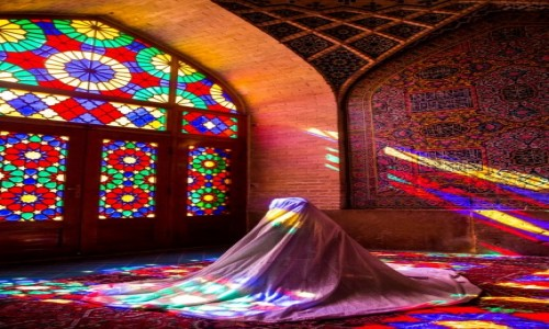 Zdjecie IRAN / Fars / Shiraz / Nasir al-Molk