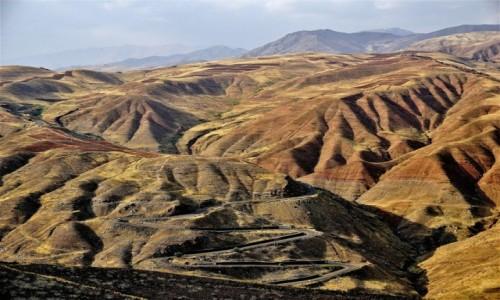 Zdjęcie IRAN / Góry Elburs /  Okolice osady Garmaroud-e Paein / Dolina Alamut