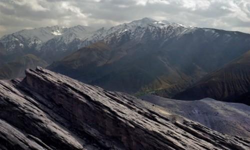 Zdjecie IRAN / Góry Elburs / Twierdza Alamut / Alam Kuh
