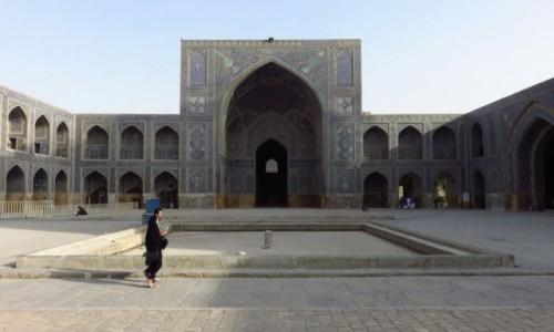 Zdjęcie IRAN / - / Isfahan / Meczet