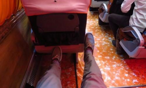 IRAN / - / Jazd / Autobus VIP w środku