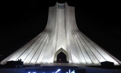 Zdjęcie IRAN / - / Teheran / Wieża Azadi