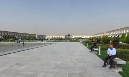 IRAN / - / Isfahan / Plac Naqsh-e Jahan