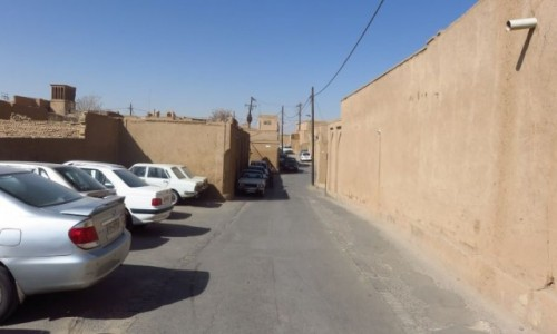 Zdjecie IRAN / - / Jazd / Stare miasto - Jazd