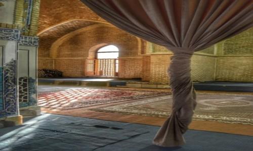IRAN / Północny Iran / Tabriz / Błękitny Meczet