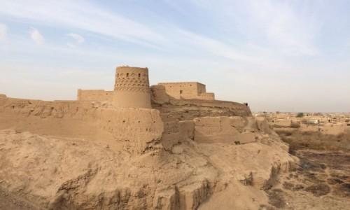 Zdjecie IRAN / Yazd / Yazd / Zamek koło Yazd