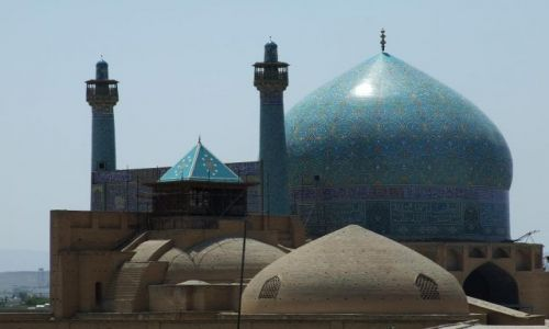 Zdjęcie IRAN / brak / Esfahan / Esfahan - Meczet