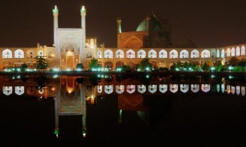 Zdjecie IRAN / Isfahan / Isfahan / Meczet Imama - Plac Imama,