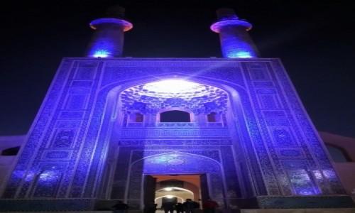 IRAN / - / Jazd / Meczet Piątkowy