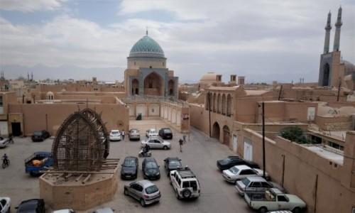Zdjecie IRAN / - / Jazd / Stare Miasto
