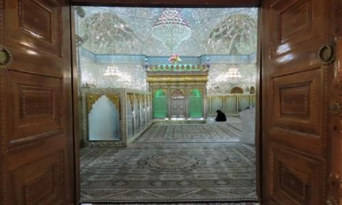 Zdjecie IRAN / - / Jazd / Muzeum Mirza Mohammad Kazemeini