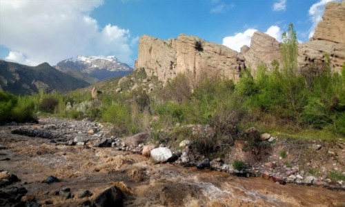 IRAN / - / Elbrus / Dolina Alamut