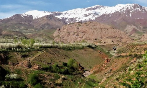 IRAN / - / Elburs / Dolina Alamut