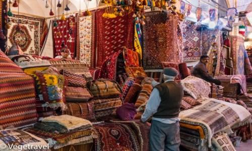 Zdjecie IRAN / Isfahan / Isfahan / Perskie dywany