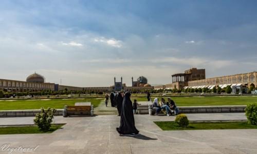IRAN / Isfahan / Plac Imama w Isfahan / Plac Imama w Isfahan