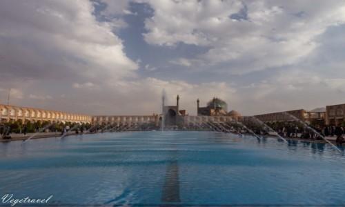 Zdjecie IRAN / Isfahan / Isfahan / Plac Imama w Isfahan