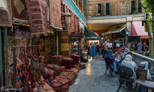 Zdjecie IRAN / Isfahan / Isfahan / Bazar w Isfahan