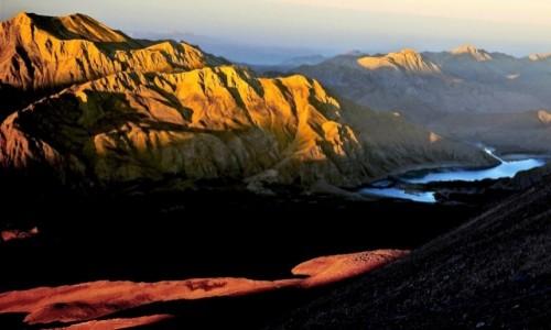 Zdjecie IRAN / Góry Elburs / Demawend / Kto rano wstaje ...