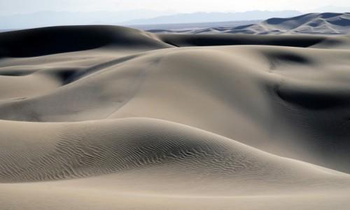 Zdjecie IRAN / okolice Verzaneh / okolice Verzaneh / Góra piachu ;D
