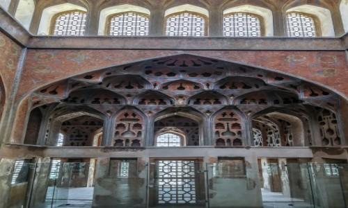 Zdjecie IRAN / Iran / Esfahan / pałac Ali Qapu