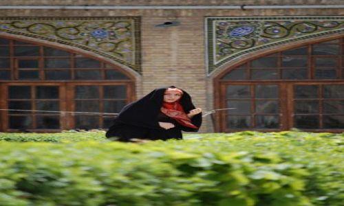 Zdjecie IRAN / Zanjan / meczet / brak