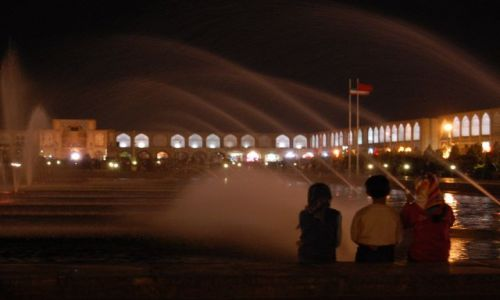Zdjecie IRAN / Isfahan / Imam Square / brak
