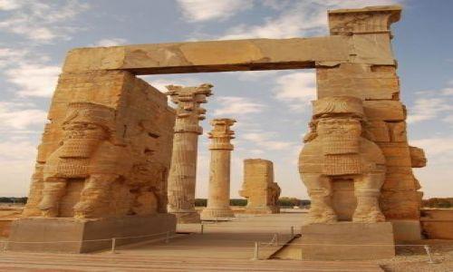 Zdjecie IRAN / brak / Persepolis / Starożytne Persepolis