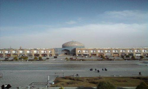 Zdjecie IRAN / brak / Isfahan / plac imama Chomeiniego, Isfahan