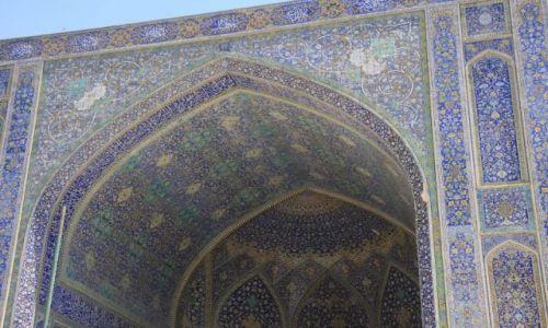 Zdjecie IRAN / brak / Iran / kolory Persji