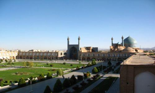 Zdjecie IRAN / brak / ISHAFAN / Plac Nagsh-E-Jahan