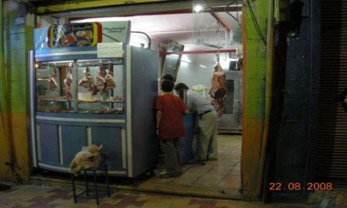 Zdjęcie IRAN / brak / Shiraz / sklep mięsny