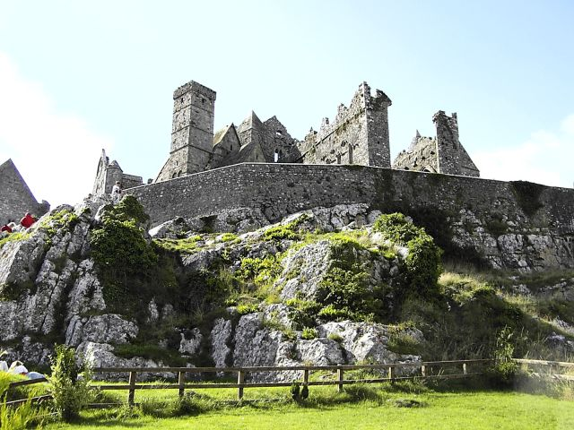 Zdjęcia: Rock Of Cashel, Rock Of Cashel, IRLANDIA
