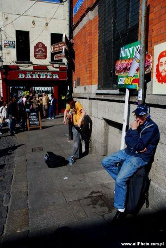 Zdjęcia: Dublin, Temple Bar, IRLANDIA
