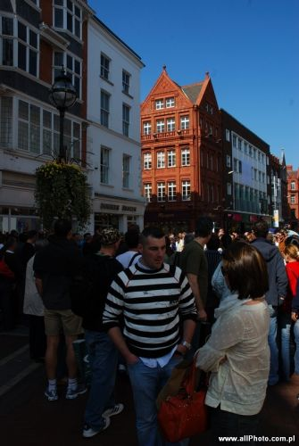 Zdjęcia: Dublin, Grafon Street, IRLANDIA