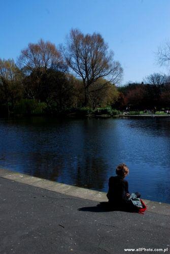 Zdj�cia: Dublin, Saint Stephen's Green Park, IRLANDIA