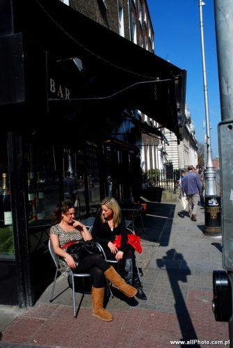 Zdjęcia: Dublin, Marrion Street Upper, IRLANDIA