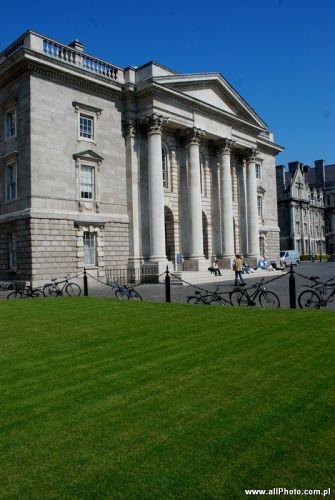Zdjęcia: Dublin, Trinity College, IRLANDIA