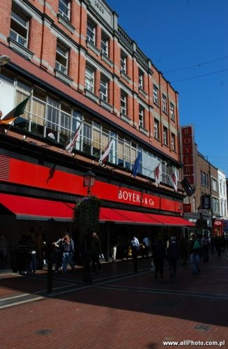 Zdj�cia: Dublin, Tablot Street, IRLANDIA