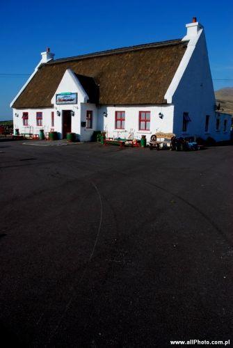 Zdj�cia: Dublin, Kerry, Houses of Dingle Peninsula, Kerry, IRLANDIA
