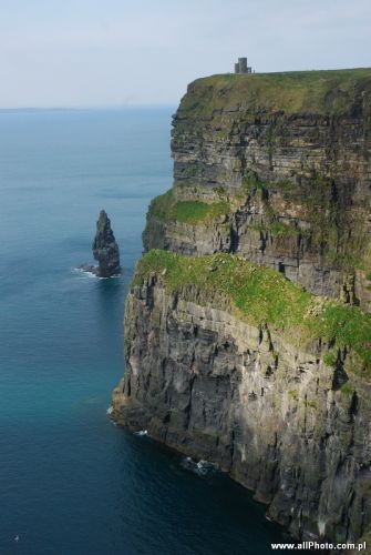 Zdj�cia: Cliffs of Moher, Clare, Cliffs of Moher, IRLANDIA