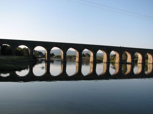 Zdj�cia: Po�udniowa Irlandia, Po�udniowa Irlandia, most kolejowy, IRLANDIA