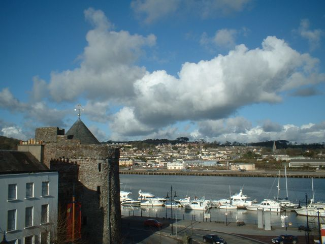 Zdjęcia: WATERFORD, WATERFORD, REGINALD'S TOWER, IRLANDIA