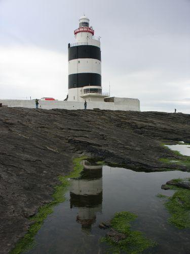 Zdjęcia: HOOK HEAD, WATERFORD, LATARNIA W LUSTRZE, IRLANDIA